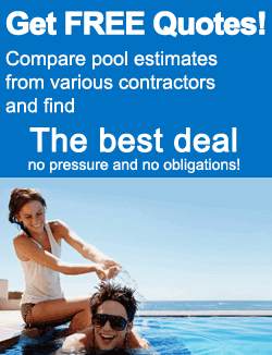 Get a swimming pool price or quote now
