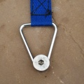 Solid Safety Cover anchor-bolt and strap