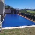 The Power Plastics Pool Covers Solid Safety Cover