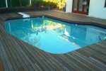 Radiant Pools Cape Town. Gold award winning pool