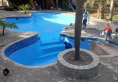 Pool Renovation After