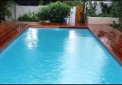 Subtropical Pools and Garden