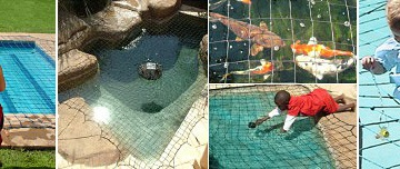 Pool Nets For Africa