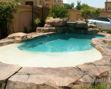 Rockworks Pools