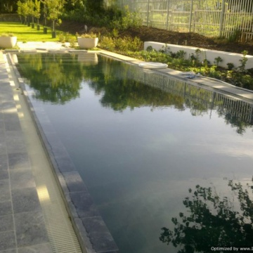Horizon Pools Cape Town. Silver award winning pool.