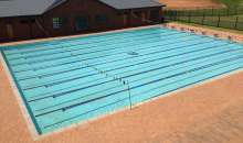 Silver awarded to Curtis Pools in the Public and Semi-Public Swimming Pool Section