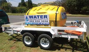 Gauteng Swimming Pool Water Delivery And Storage Services
